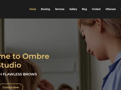 Ombre Brow Studio