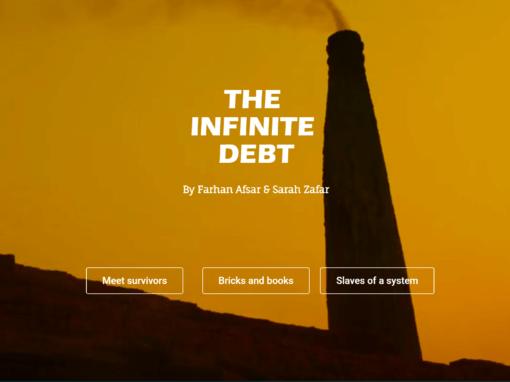 The Infinite Debt Website