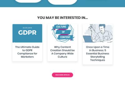 Conker – Digital Marketing agency